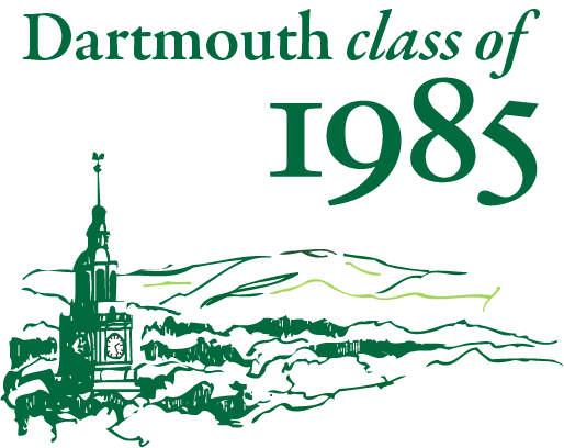 Shades of Green | Dartmouth Class of 1985